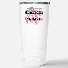 American Engraver Stainless Steel Travel Mug