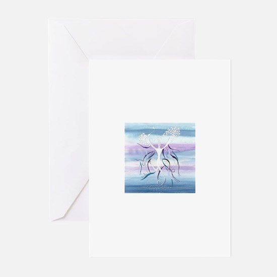 Spirit of The Water Greeting Cards