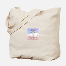 Angel of The Spring Tote Bag