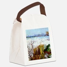 Funny Arles Canvas Lunch Bag