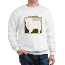 Professional Keeshound Sweatshirt