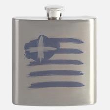 Cute Greek gods Flask
