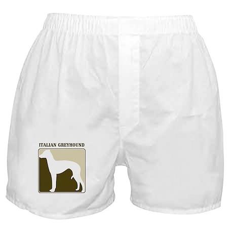 Professional Italian Greyhoun Boxer Shorts