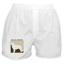 Professional Belgian Sheepdog Boxer Shorts