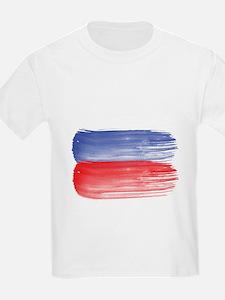 Russia flag russian T-Shirt
