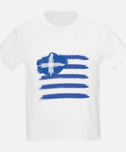 Greece Flag greek T-Shirt
