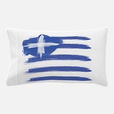 Greece Flag greek Pillow Case