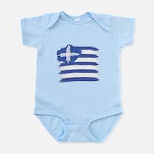 Greece Flag greek Body Suit