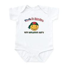 Bangladeshi American Infant Bodysuit