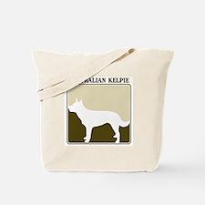 Professional Australian Kelpi Tote Bag