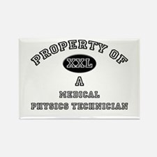 Property of a Medical Physics Technician Rectangle
