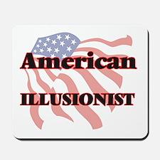 American Illusionist Mousepad