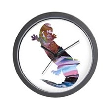 Hellbender Wall Clock