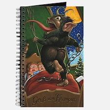 Funny Krampus Journal