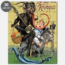 Funny Krampus Puzzle