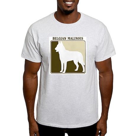 Professional Belgian Malinois Light T-Shirt