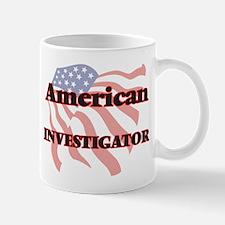 American Investigator Mugs