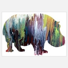 Unique Abstract watercolor Wall Art