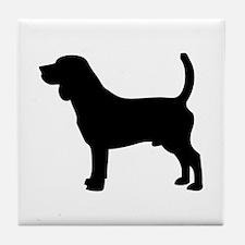 Beagle Tile Coaster