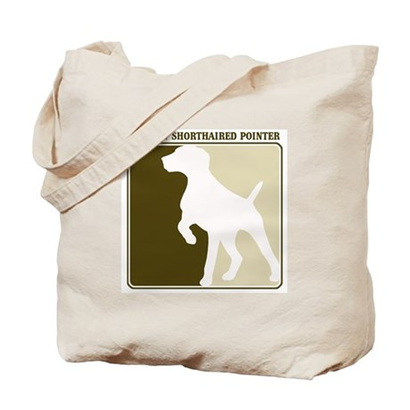 Professional German Shorthair Tote Bag