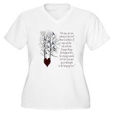 Hunger Games Hanging Tree Plus Size T-Shirt
