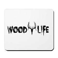 Wood Life 2 Mousepad