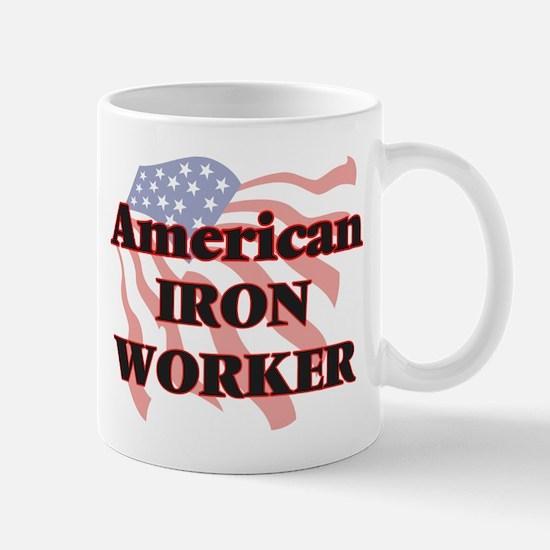 American Iron Worker Mugs