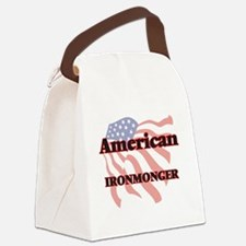 American Ironmonger Canvas Lunch Bag