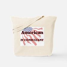 American It Consultant Tote Bag