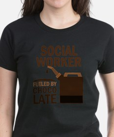 Social Worker (Funny) Gif T-Shirt