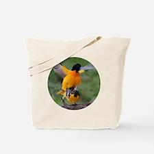 Cool Oriole Tote Bag
