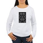 In Spaces Between Women's Long Sleeve T-Shirt