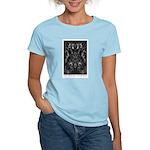 In Spaces Between Women's Light T-Shirt
