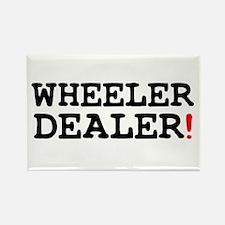 WHEELER DEALER! Magnets