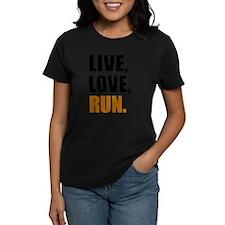 Funny Running Tee