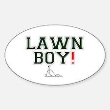 LAWN BOY! Z Decal