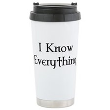 Dating humor Travel Mug