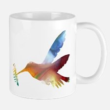 humming bird Mugs