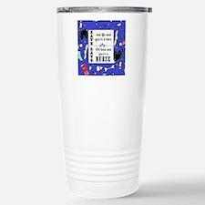 Nurse hero Travel Mug