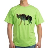 Hyena Green T-Shirt