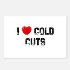 I * Cold Cuts Postcards (Package of 8)