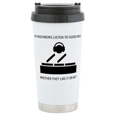 Cute Popular music Travel Mug