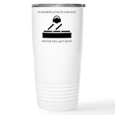 Cute Dj Travel Mug
