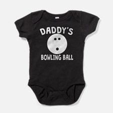 Daddy's Bowling Ball Baby Bodysuit