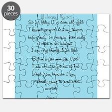Cute Funny prayer Puzzle