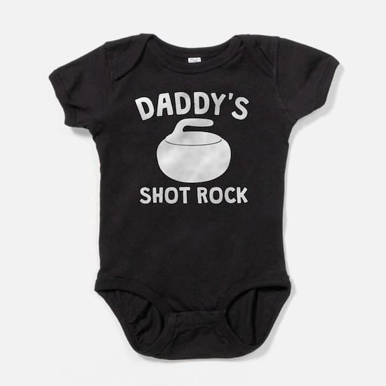 Daddy's Shot Rock Baby Bodysuit