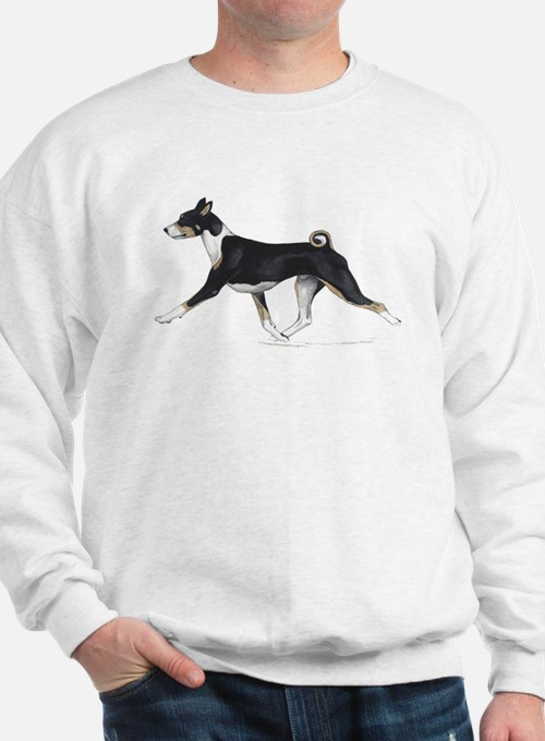Cute Basenji Sweatshirt