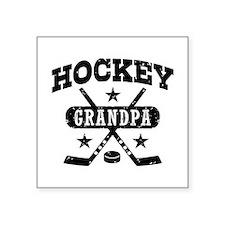 "Cute Hockey carolina hurricanes Square Sticker 3"" x 3"""