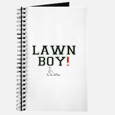 LAWN BOY! Journal