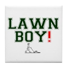 LAWN BOY! Tile Coaster